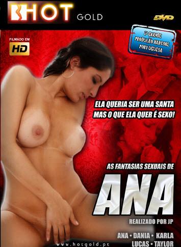 Filme porno As Fantasias Sexuais de Ana