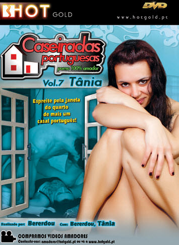 Filme porno Caseiradas Portuguesas VII - Tania