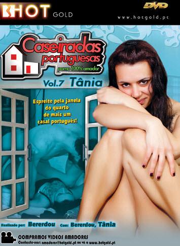 Caseiradas Portuguesas VII - Tania
