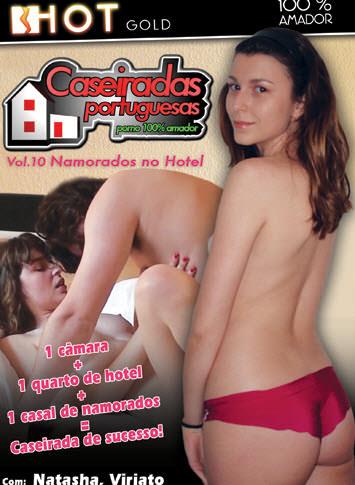 Caseiradas Portuguesas Vol X - Namorados no Hotel