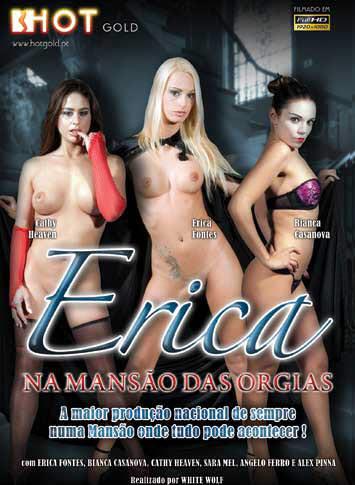 Filme porno Erica Na Mansão das Orgias