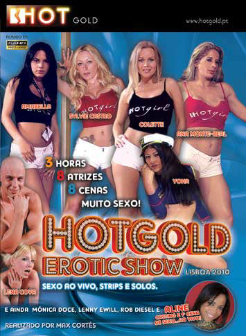 Filme porno Hotgold Erotic Show Lisboa 2010