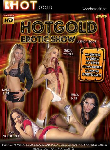 Hotgold Erotic Show 2009