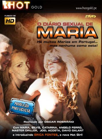 Filme porno O Diário Sexual de Maria