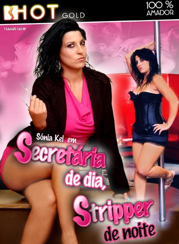 Filme porno Secretária de dia Stripper de Noite